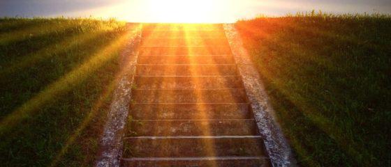Light stairway